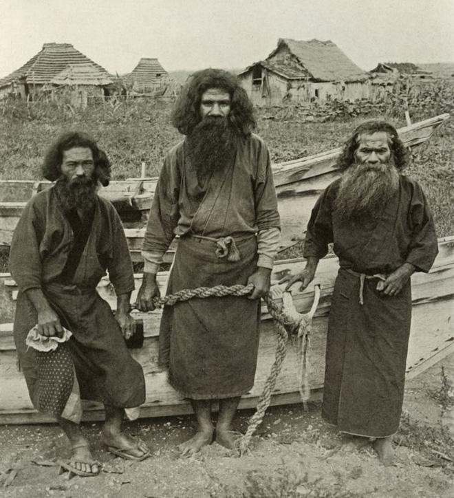 Không phải Amazon, chẳng ai ngờ bộ lạc bí ẩn nhất thế giới lại đang sinh sống tại... Nhật Bản, thậm chí còn là nguyên nhân ra đời của Samurai - Ảnh 1.