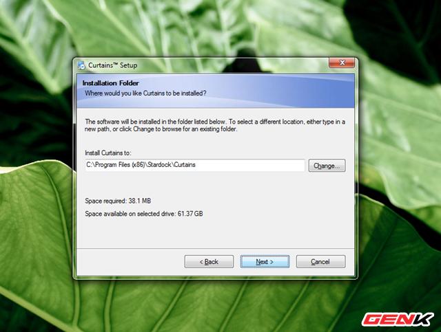 Tự tạo giao diện cho Windows 10 với Stardock Curtains - Ảnh 11.