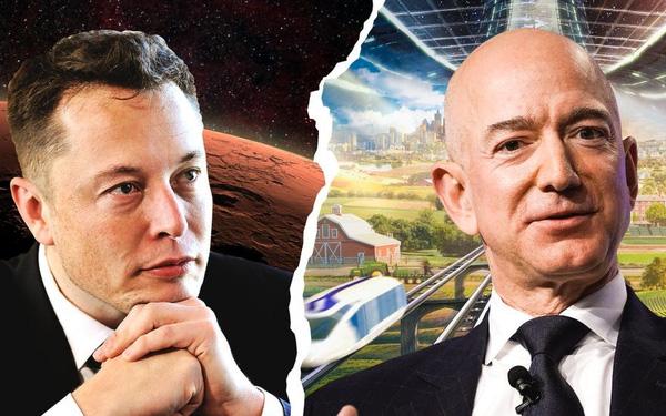 Internet vệ tinh của Amazon cạnh tranh với SpaceX của Elon Musk - Ảnh 1.