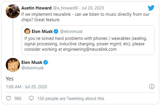 Stream nhạc qua internet giờ xưa rồi, con chip Neuralink của Elon Musk còn có thể stream nhạc thẳng vào não bộ của bạn - Ảnh 1.