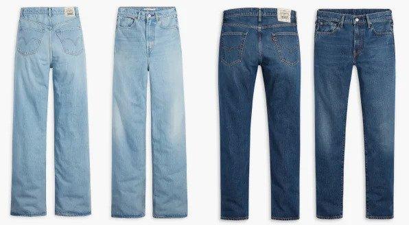 Mua một chiếc quần Levis mới, rất có thể bạn đang mặc một phần chiếc quần jeans cũ của một ai đó - Ảnh 2.