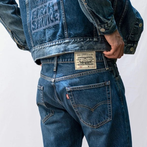Mua một chiếc quần Levis mới, rất có thể bạn đang mặc một phần chiếc quần jeans cũ của một ai đó - Ảnh 3.