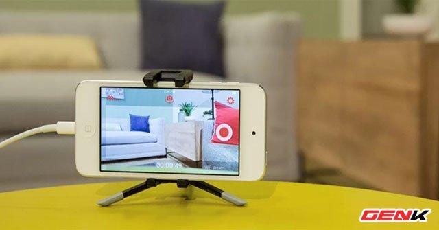 Cách biến smartphone cũ làm camera quan sát trong gia đình - Ảnh 1.