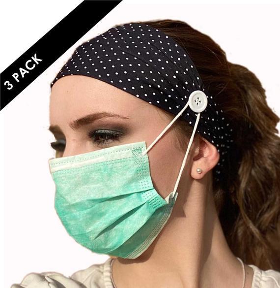 13 mẹo giúp đeo khẩu trang không bị mờ kính, đau tai, khó thở - Ảnh 11.