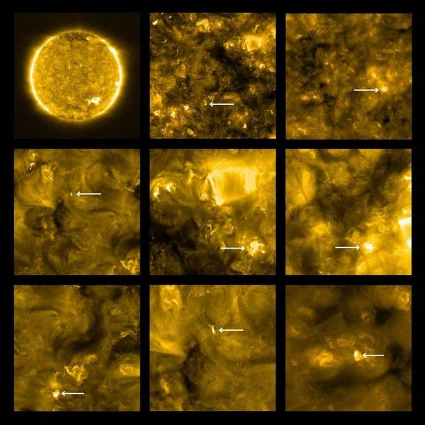 Tại sao trong tấm ảnh Mặt Trời của NASA chụp lại có một hình vuông đen ngòm như thế này? - Ảnh 1.