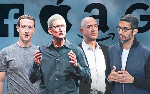 CEO Apple, Facebook, Google và Amazon cùng ra điều trần trước Quốc hội Mỹ - Ảnh 1.