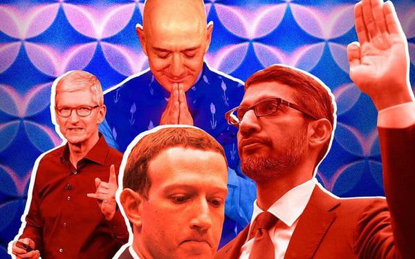 Ngày hôm qua, 4 hãng công nghệ quyền lực nhất thế giới bỏ túi 200 tỷ USD chỉ sau vài giờ - Ảnh 1.