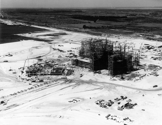 Tòa nhà mang tính biểu tượng nhất của NASA đã 55 năm tuổi, và sứ mệnh của nó mới chỉ bắt đầu - Ảnh 4.