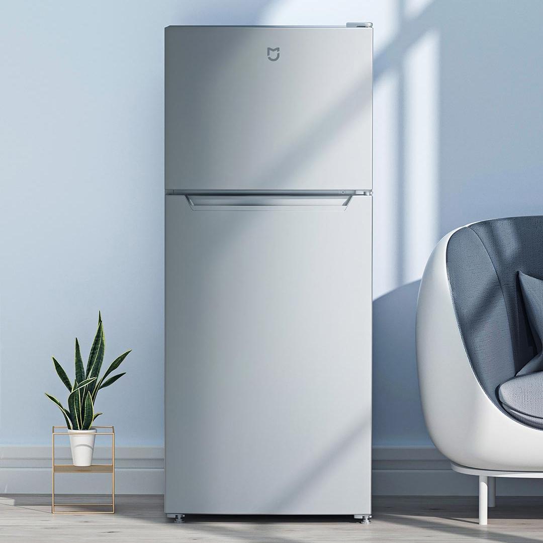 Xiaomi ra mắt tủ lạnh hai cánh MIJIA: Dung tích 118 lít, tiết kiệm năng lượng, giá 3 triệu đồng - Ảnh 1.