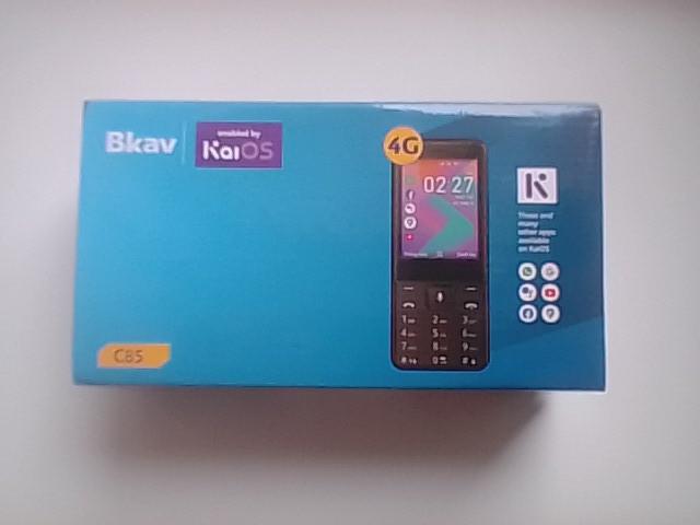 Trên tay BKAV C85 giá 500.000 đồng: Pin 3000mAh, chạy KaiOS, hỗ trợ 4G, tiếc rằng không có Wi-Fi - Ảnh 25.