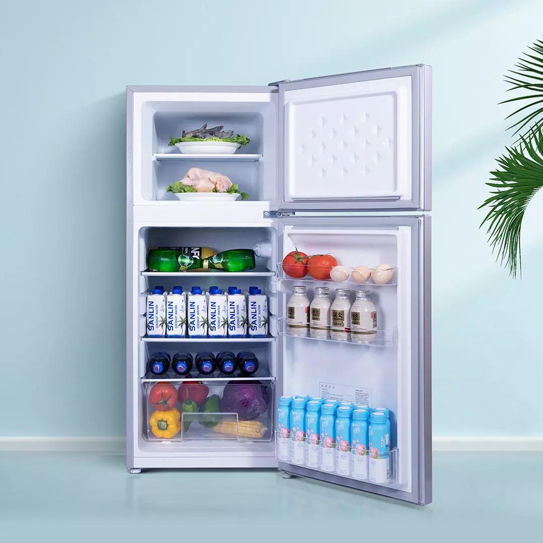 Xiaomi ra mắt tủ lạnh hai cánh MIJIA: Dung tích 118 lít, tiết kiệm năng lượng, giá 3 triệu đồng - Ảnh 2.