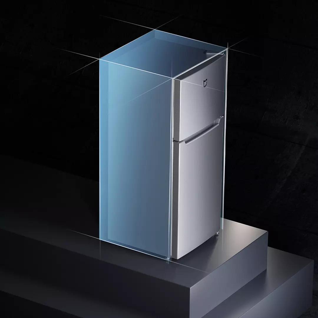 Xiaomi ra mắt tủ lạnh hai cánh MIJIA: Dung tích 118 lít, tiết kiệm năng lượng, giá 3 triệu đồng - Ảnh 3.