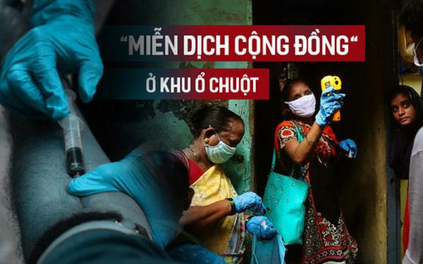 Miễn dịch cộng đồng không cần vaccine: Điều đáng lo ngại từ nghiên cứu ở khu ổ chuột Ấn Độ - Ảnh 1.