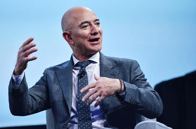 Tài sản của Jeff Bezos sắp cán mốc 200 tỷ USD - Ảnh 1.