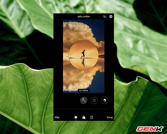 Cách sử dụng kính lúp trong chỉnh sửa ảnh để nhấn mạnh nội dung trên iPhone - Ảnh 12.