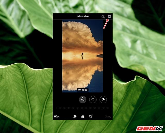 Cách sử dụng kính lúp trong chỉnh sửa ảnh để nhấn mạnh nội dung trên iPhone - Ảnh 3.