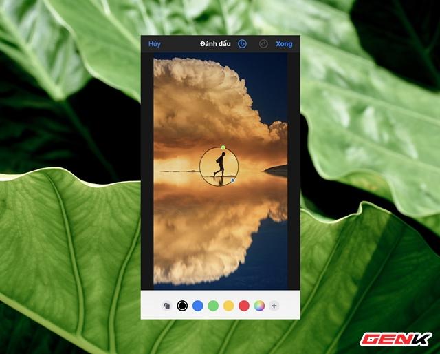 Cách sử dụng kính lúp trong chỉnh sửa ảnh để nhấn mạnh nội dung trên iPhone - Ảnh 7.