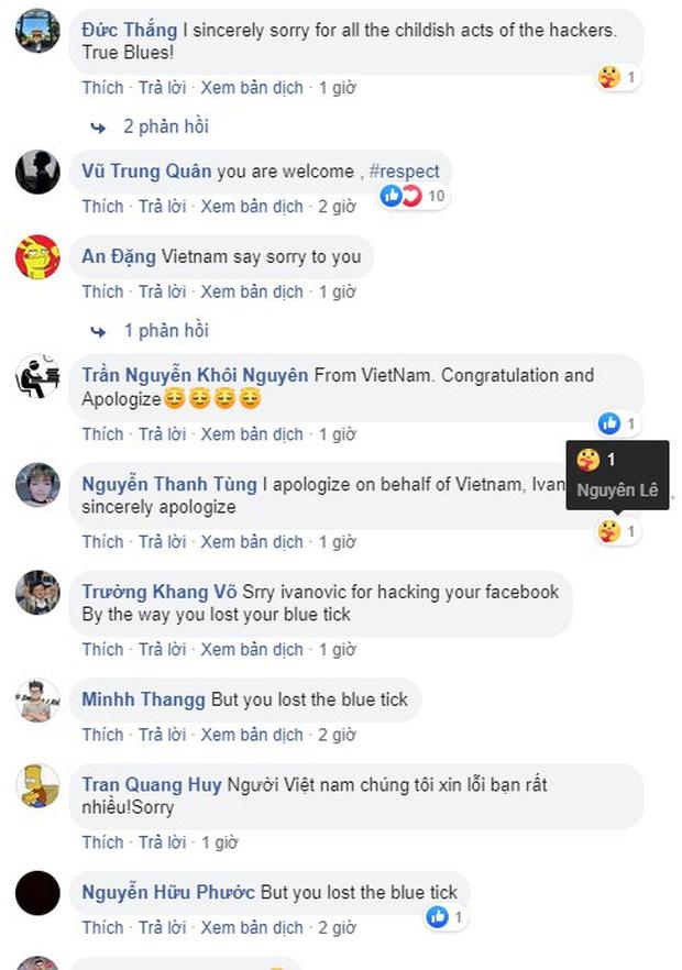 Facebook cựu sao Chelsea đăng tải nội dung đã về chính chủ, cư dân mạng Việt đua nhau bóc phốt lỗi sai ngữ pháp tiếng Anh - Ảnh 4.