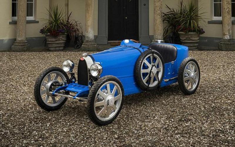 Bạn có thể mua chiếc xe điện Bugatti trị giá 35 ngàn USD này cho con bạn
