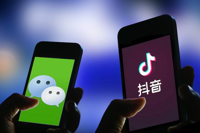 E ngại cảnh tự lấy đá ghè chân mình, chính phủ Mỹ xem xét lại lệnh cấm WeChat - Ảnh 1.