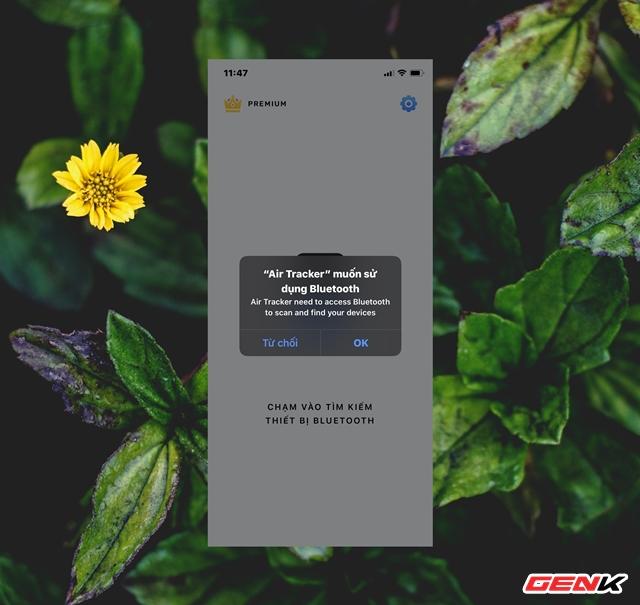 Cách tìm nhanh các thiết bị kết nối không dây dễ rơi mất bằng smartphone - Ảnh 5.
