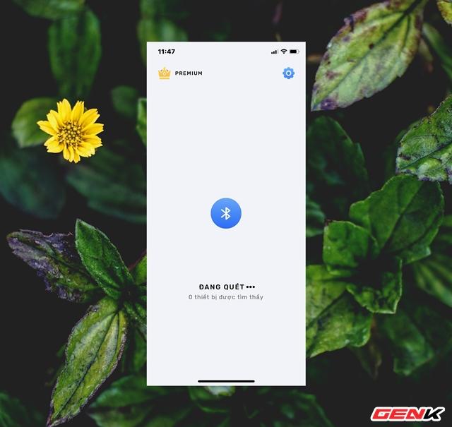 Cách tìm nhanh các thiết bị kết nối không dây dễ rơi mất bằng smartphone - Ảnh 6.