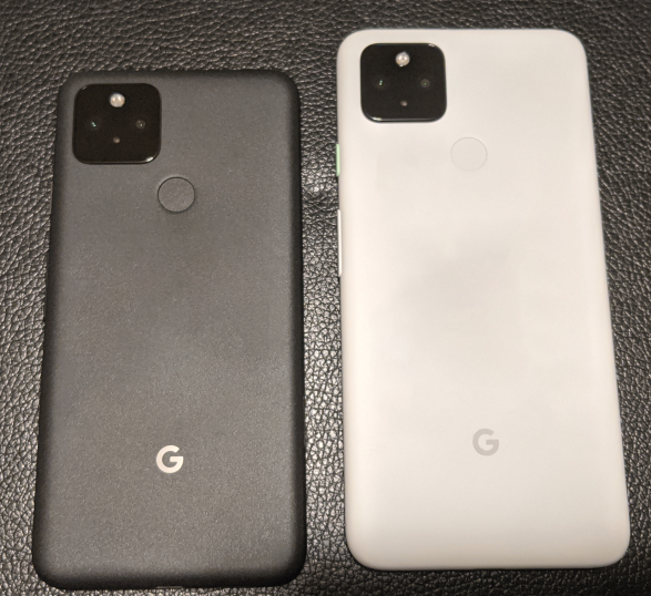 Lộ ảnh thực tế Google Pixel 5 và Pixel 4a 5G - Ảnh 1.