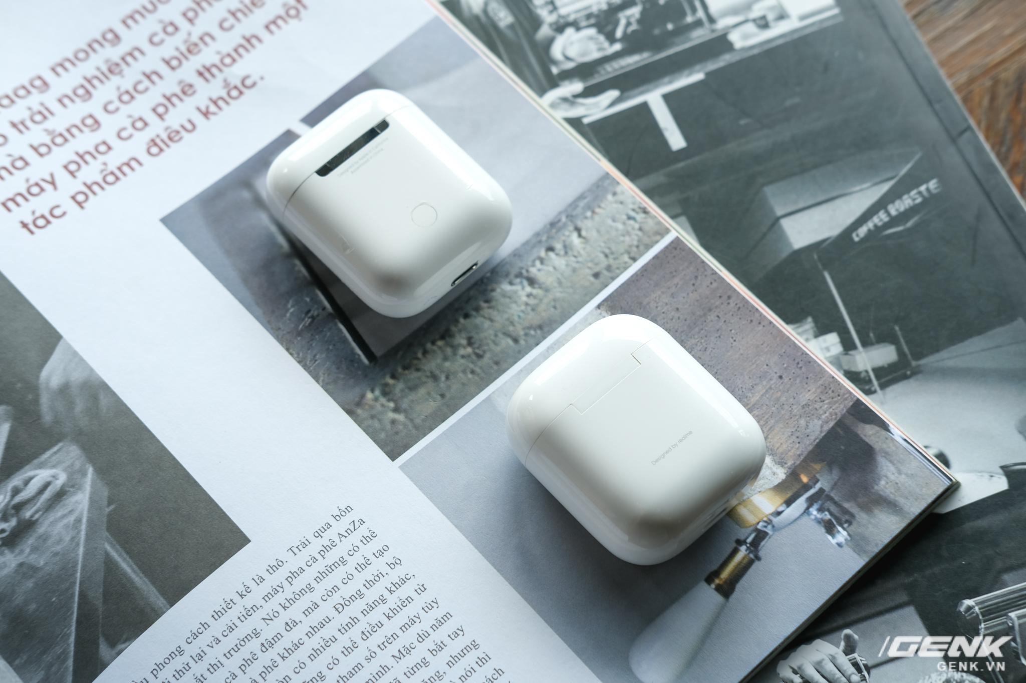 Trên tay tai nghe không dây Realme Buds Air Neo: Thoạt nhìn tưởng AirPods, có điều giá chưa đến 2 triệu đồng - Ảnh 7.