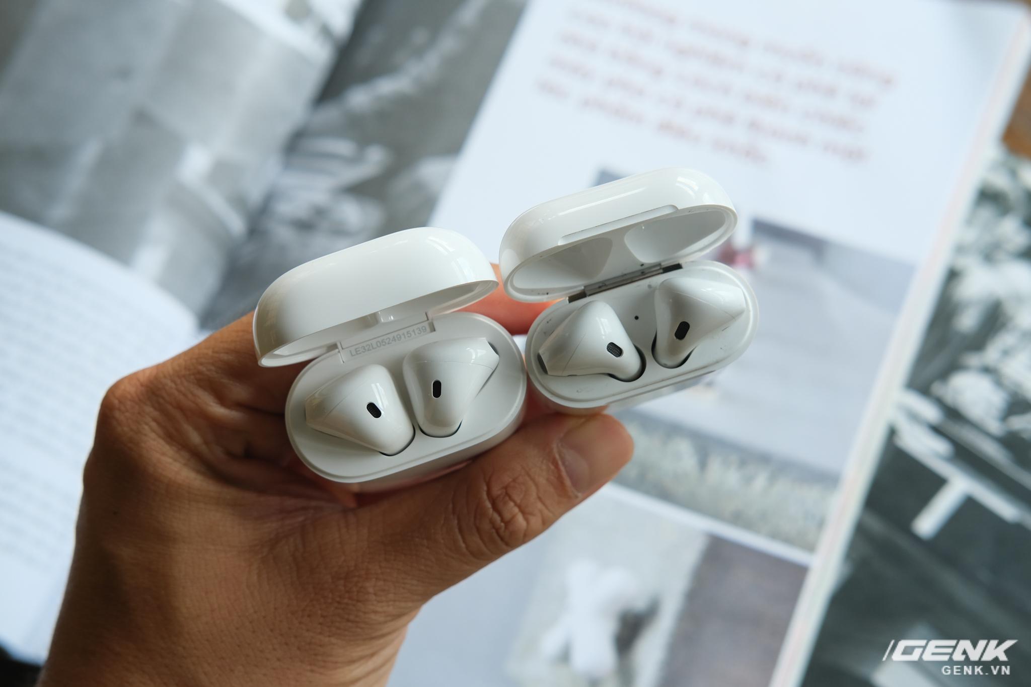 Trên tay tai nghe không dây Realme Buds Air Neo: Thoạt nhìn tưởng AirPods, có điều giá chưa đến 2 triệu đồng - Ảnh 10.