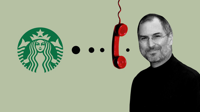 Bài học bổ ích về EQ từ cuộc gọi điện đùa đặt 4000 cốc cà phê latte Starbucks của Steve Jobs - Ảnh 1.