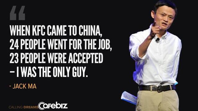 Jack Ma đi xin việc bị KFC từ chối, tỷ phú Phạm Nhật Vượng trầy trật lúc khởi nghiệp, người trẻ muốn thành công nên học gì từ họ? - Ảnh 1.