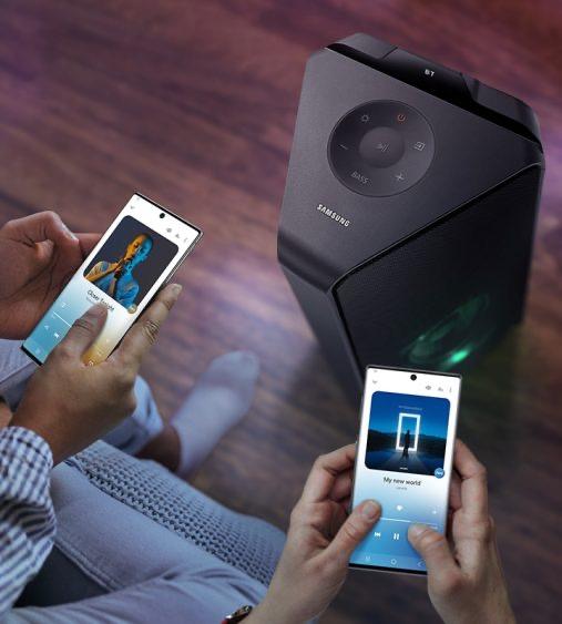 Samsung ra mắt loa tháp mới với âm thanh hai chiều mạnh mẽ, giá hơn 1 tỷ đồng - Ảnh 3.