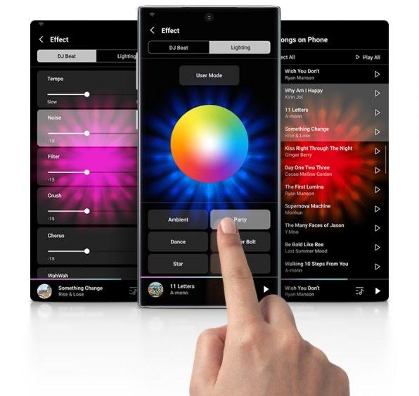 Samsung ra mắt loa tháp mới với âm thanh hai chiều mạnh mẽ, giá hơn 1 tỷ đồng - Ảnh 2.