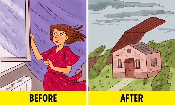 Tắm khi trời đang bão có nguy hiểm không? 12 điều phải nhớ nằm lòng để an toàn trong mùa mưa bão - Ảnh 7.