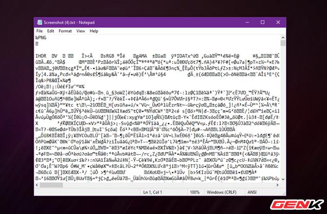 Giấu nhanh tập tin nhạy cảm trên Windows 10 theo cách mà không ai có thể ngờ tới - Ảnh 8.