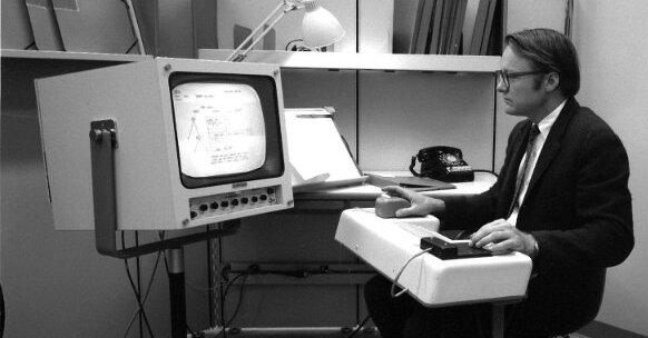 """""""Cha đẻ"""" của chuột máy tính vừa qua đời ở tuổi 91 - Ảnh 3."""