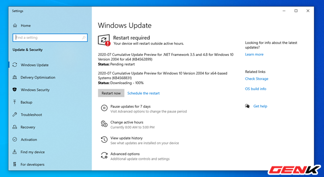 Cách kích hoạt giao diện icon mới trong Start Menu ở Windows 10 - Ảnh 3.