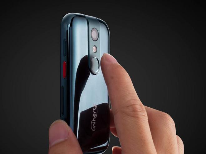 Quên điện thoại màn hình lớn đi, chiếc smartphone tí hon này mới đang là tâm điểm của sự chú ý - Ảnh 11.