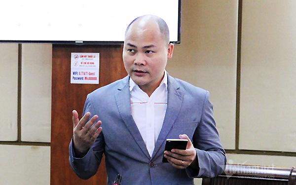 CEO Nguyễn Tử Quảng giải thích các thuật ngữ của ứng dụng khẩu trang điện tử Bluezone, tiết lộ đã có 10 triệu lượt tải - Ảnh 1.