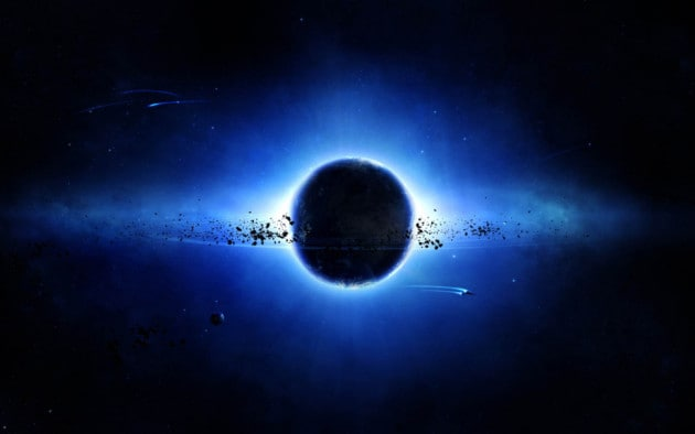 Các Blanet thường nằm lẻ loi cách xa lỗ đen trung tâm khoảng vài năm ánh sáng