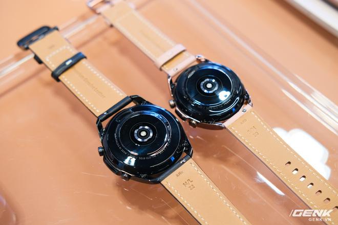 Galaxy Watch3 ra mắt tại VN: Thiết kế thời trang, nhiều tính năng sức khỏe, thêm màu Đồng Huyền Bí mới, giá từ 9.5 triệu đồng - Ảnh 5.