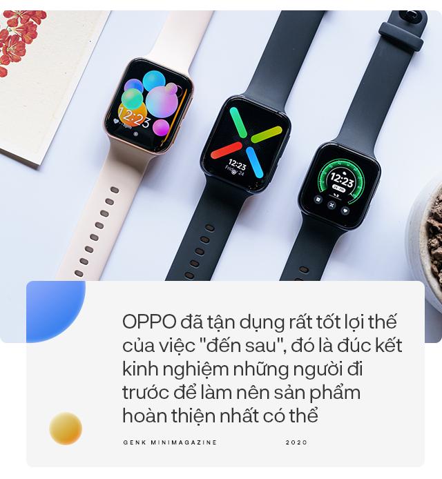 Đánh giá chi tiết OPPO Watch: từ chỗ không cần, không thích đến không thể thiếu - Ảnh 3.