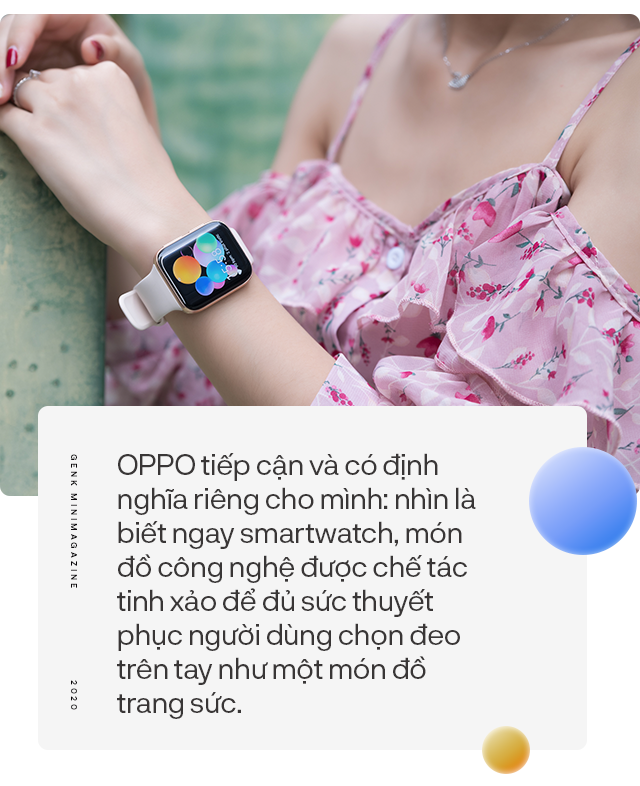 Đánh giá chi tiết OPPO Watch: từ chỗ không cần, không thích đến không thể thiếu - Ảnh 4.