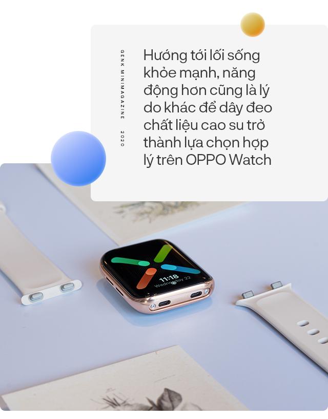 Đánh giá chi tiết OPPO Watch: từ chỗ không cần, không thích đến không thể thiếu - Ảnh 6.