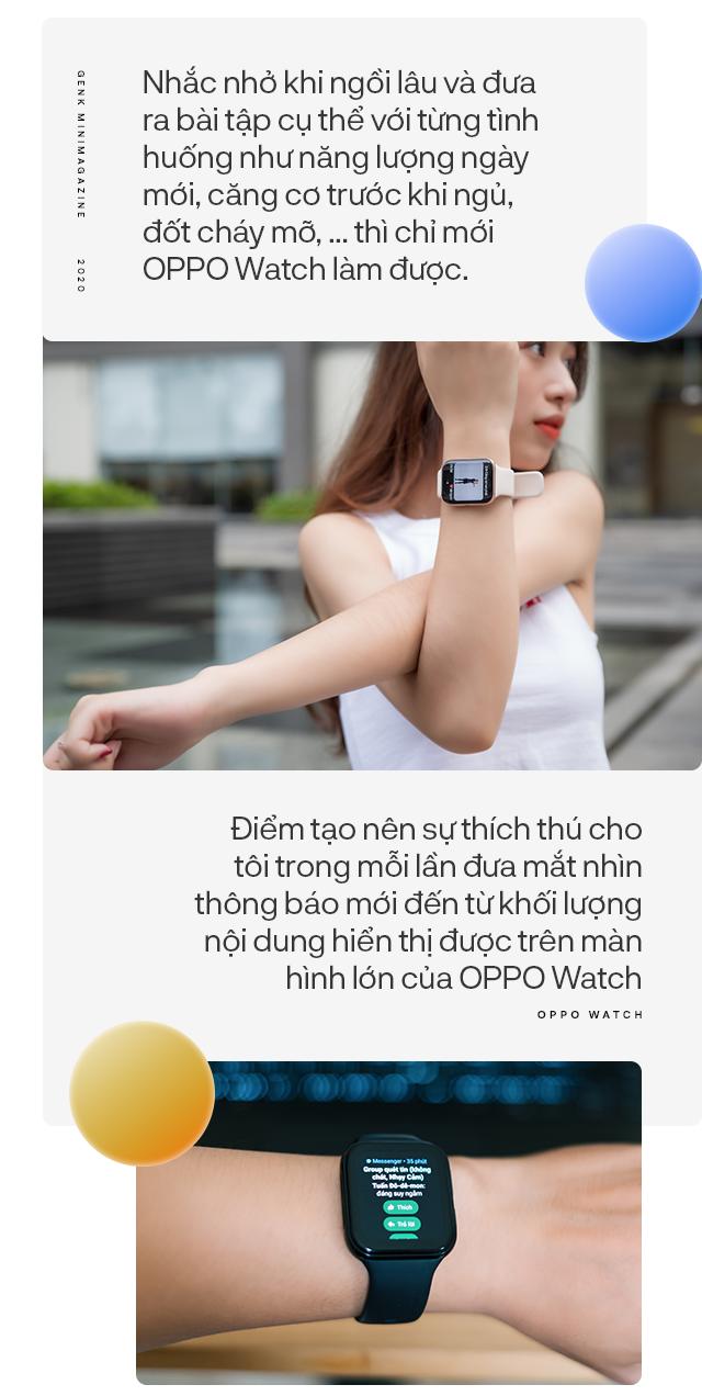Đánh giá chi tiết OPPO Watch: từ chỗ không cần, không thích đến không thể thiếu - Ảnh 16.