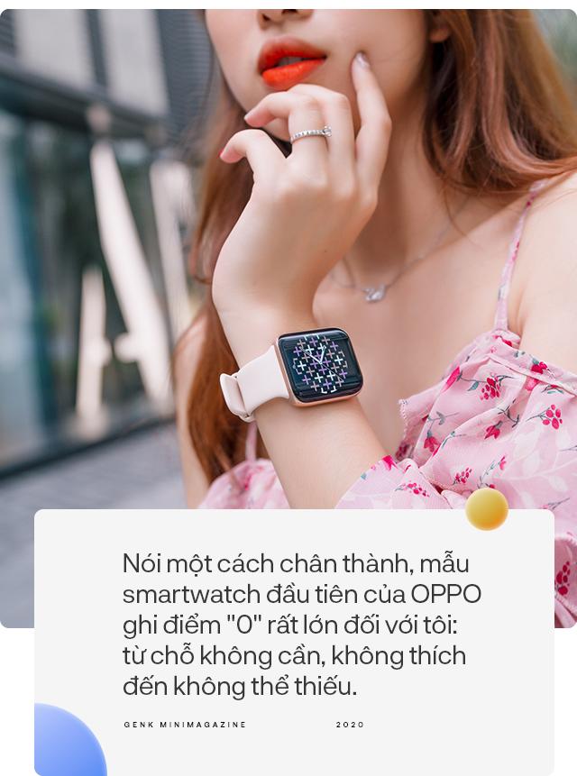 Đánh giá chi tiết OPPO Watch: từ chỗ không cần, không thích đến không thể thiếu - Ảnh 22.