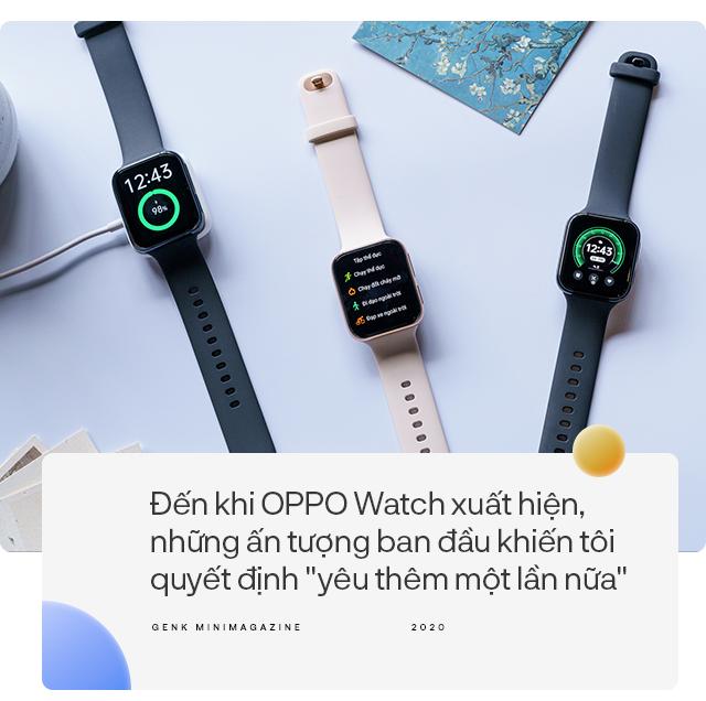 Đánh giá chi tiết OPPO Watch: từ chỗ không cần, không thích đến không thể thiếu - Ảnh 1.