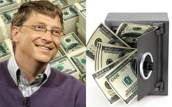 Sở hữu 125 tỷ USD, Bill Gates cất tiền ở đâu? - Ảnh 1.