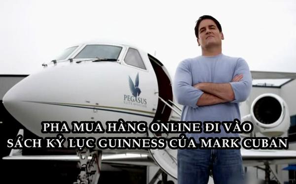 Mua 1 món hàng online trị giá 40 triệu USD, Mark Cuban lập kỷ lục Guinness thế giới năm 1999 - Ảnh 1.