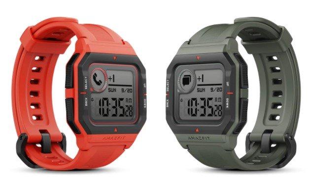 Xiaomi ra mắt smartwatch giống Casio huyền thoại, giá 1 triệu đồng - Ảnh 2.